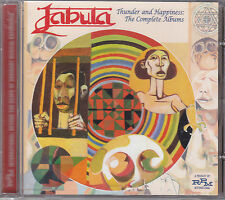 JABULA - thunder and happiness : the complete albums CD