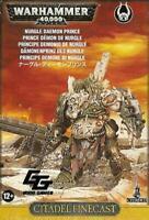 Warhammer 40k Death Guard Nurgle Daemon Prince NEW in BOX Finecast