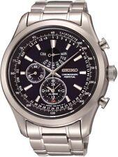 Seiko SPC125P1 Ewiger Kalender Chronograph Alarm 100M 2 Jahr Garan RRP £ 239.