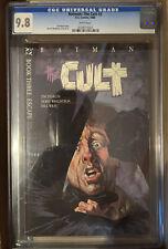 Batman The Cult #3 CGC 9.8