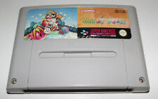 Wario Woods Super Nintendo SNES PAL