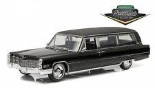 1:18 Precision Collection 1966 Cadillac S&S Limousine black PC18002