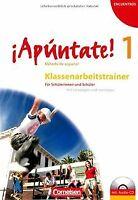 ¡Apúntate!: Band 1 - Klassenarbeitstrainer mit Musterlös... | Buch | Zustand gut