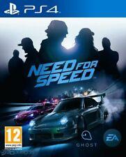 NEED FOR SPEED para PS4 en CASTELLANO - ENTREGA AHORA
