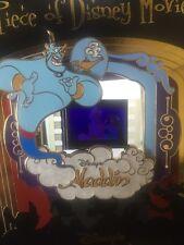 Disney Pin Aladdin Jasmine Cel Piece Of Movie History Movies PODM Rare Le