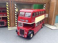 B-T Models B104B Bristol Lodekka LD bus Alexander Fife Garage