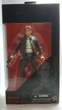 STAR WARS THE FORCE AWAKENS BLACK SERIES 6 INCH HAN SOLO FIGURE #18