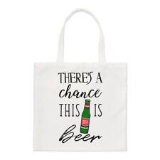È possibile che questa è la birra Small Tote Bag-Divertente Birra Ale A Tracolla