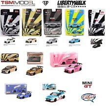 1/64 TSM MINI GT NISMO LB WORKS Nissan GT-R Liberty Walk Skyline R35 Type 1 & 2