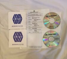 """R.E.M. """"In Concert"""" Westwood One Radio Show # 97-07 with Original Cue Sheet"""