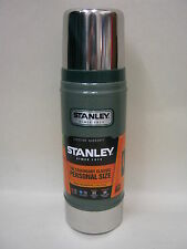 New Stanley Classic Vacuum Bottle Stainless Steel Flask Jar 473ml Green