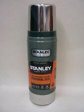 Nuevo Stanley Clásico vacío Botella Frasco De Acero Inoxidable Jarra 473ml Verde