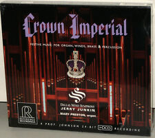 Reference Recordings CD RR-112: Crown Imperial - Mary Preston - 2007 USA SEALED