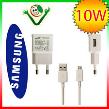 Chargeur 10W+câble ORIGINAL SAMSUNG p Galaxy Note 2 N7100 alimentation