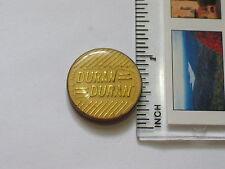 Duran Duran Pin (Gold)(#111)