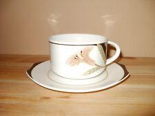 Villeroy & Boch Iris Teetasse mit Untertasse gebraucht