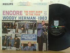 Woody Herman,Encore,Phillips PHS 600-092,VG+,1st Press,Rare Jazz Vinyl LP