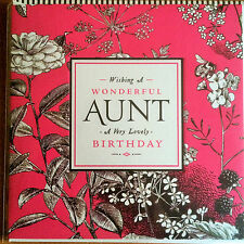 Aunt Birthday....Top Quality Card