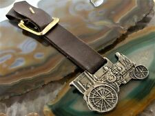 Avery Pocket WATCH FOB Tractor 2008 Member Locomotive Farm Equipment