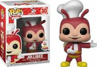 Rare Jollibee Funko Pop Vinyl New in Mint Box + Sticker + Protector