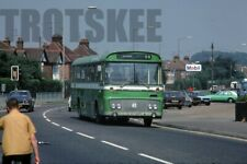 More details for 35mm slide united counties bedford yrt willowbrook 125 lvv125p hitchin 1980 orig
