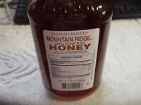 Mountain Ridge 100% Pure Raw Honey ~ 32 oz.  from Beekeeper Honey