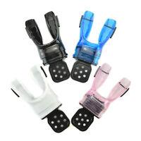 Dive Gear Silicone Bite Mouthpiece Regulator Scuba Diving Moldable With Tie Wrap