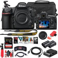 Nikon D850 DSLR Camera Body Only 1585  - Basic Bundle