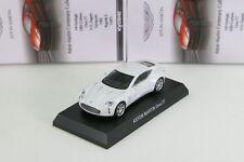 Kyosho 1/64 Aston Martin V12 One-77 White Collection 5 Japan 2013