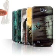 Étuis, housses et coques rouge Pour Samsung Galaxy Note pour téléphone mobile et assistant personnel (PDA)