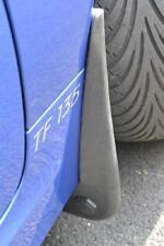 MG TF FRONT MUDFLAPS  ALL MG TF MODELS NEW SET OF 2 WITH FITTING KIT UK COMPANY