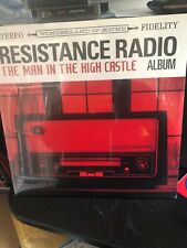Resistance Radio: The Man In The High Castle Album New Sealed 2 X Vinyl Lp Rock