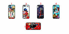 Miraculous Ladybug 2017 iPhone 4 5 6 7 Samsung s3 4 5 6 7 Sony HTC Coque Case