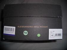 ALESSANDRO DELL'ACQUA MEN'S TRAINER RRP:£177.00
