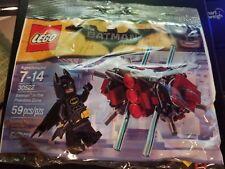 LEGO The Batman Movie 30522 Batman in the Phantom Zone Polybag, NISP, Ships Fast