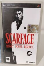 Scarface - Sony PSP - PAL italiano, completo, come nuovo playstation