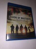 Legion of Brothers (Blu-ray Disc, 2017) Brand New Sealed Bluray Dvd