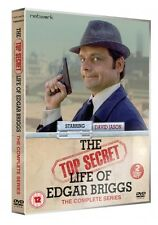 The Top Secret Life of Edgar Briggs Complete Series - DVD NEW SEALED David Jason