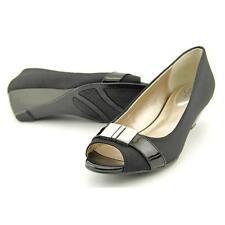 Wedge Slip On Med (1 3/4 to 2 3/4 in) Heel Height Heels for Women