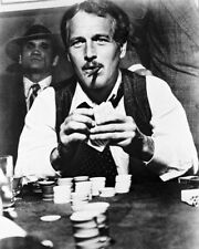 Paul Newman The Sting Poker Table 16x20 Canvas Giclee