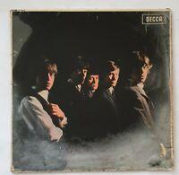 The Rolling Stones - The Rolling Stones - 1964 - LK 4605 - UK Mono Vinyl LP