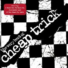 Cheap Trick Very Best Of CD NEW SEALED I Want You To Want Me/If You Want My Love