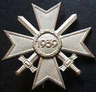 ✚8347✚ German Army War Merit Cross First Class medal post WW2 1957 pattern ST&L