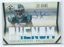2012 Limited Joe Adams Phenom Prime Patch Relic AUTO AUTOGRAPH RC 291/299