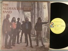 Allman Brothers Band, The  Self-Titled   Orig  Southern Rock; Blues Rock