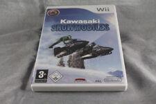 Kawasaki Snow Mobiles - Nintendo Wii USK ab 6