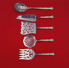 Chantilly by Gorham Sterling Silver Brunch Serving Set 5-Piece Custom Made