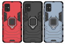 Shockproof Armor Magnetic Cover Case For Samsung Galaxy S20 S10 S9 All Series A