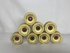 Powell Bones Rollerbones Artistic Roller Skate Wheels 62mm 98a - Set Of 8, Used