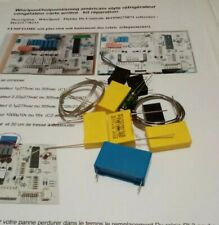 Whirlpool / Hotpoint / Smeg US Style Fridge Freezer Rear Board PCB Repair Kit